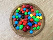 Закуска конфеты стоковое фото