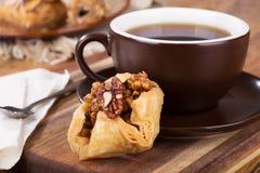 Закуска печенья бахлавы Стоковое Изображение RF