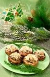 Закуска рождества Стоковая Фотография
