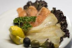 Закуска рыб Стоковое Фото