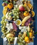 Закуска с вином стоковая фотография rf