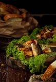 Закуска marinated сельдей Стоковые Изображения RF