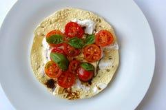 Закуска Poppadom Стоковое Фото