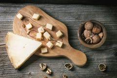 Закуска Sheese Стоковое Изображение