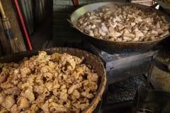Закуски свинины Стоковые Фотографии RF