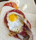 Закуски хлеба Стоковые Фотографии RF