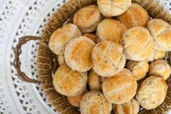 Закуски хлеба Стоковое фото RF