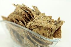 Закуски хлеба Стоковые Изображения RF