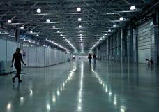 зала большая Стоковая Фотография