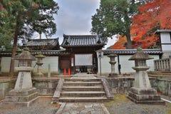 зала виска Chion в Киото стоковые фото