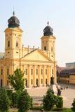 зала города здания columned Стоковое фото RF