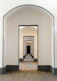 зала дверей много Стоковая Фотография RF
