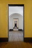 зала дверей много Стоковое Фото