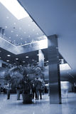зала дела Стоковое фото RF