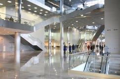 зала делового центра стоковое фото rf