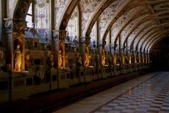 зала древностей Стоковая Фотография RF