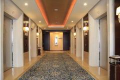 зала лифта Стоковые Изображения