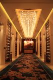 зала лифта Стоковое Фото