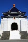 зала мемориальный национальный taipei taiwan народовластия стоковое фото