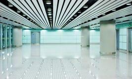 зала самомоднейшая Стоковые Фотографии RF