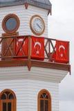 зала часов города Австралии обнаружила местонахождение городок башни perth западный Стоковое Изображение