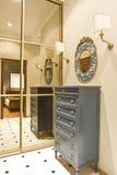 зала шкафа Стоковое фото RF