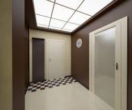 зала Стоковое Изображение