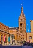 зала milwaukee clocktower города Стоковые Изображения RF