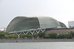 зала singapore esplanade согласия Стоковые Изображения