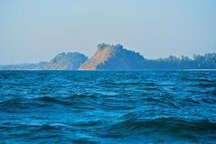 залив Бенгалия Стоковое Фото