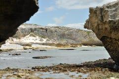 залив зоны Стоковая Фотография RF