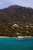 залив Италия marinella Сардиния Стоковые Изображения