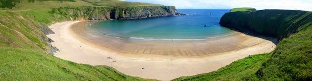 залив красивейшая Ирландия Стоковая Фотография RF