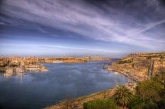 залив мальтийсный стоковое изображение
