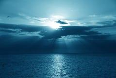 залив Мексика Стоковые Фотографии RF