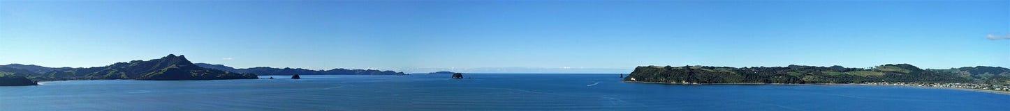 Залив Меркурия, Новая Зеландия Стоковое Изображение