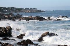 залив Монтерей Стоковые Фото