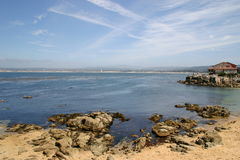 залив Монтерей Стоковые Изображения