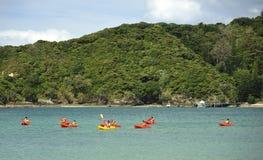Залив островов, Новой Зеландии Стоковые Фото