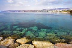 залив отмелый Стоковое Изображение RF