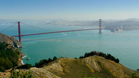 Залив Сан-Франциско южный стоковое фото rf