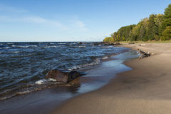 Залив соединения главного начальника озера Стоковые Фото