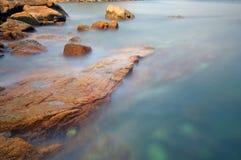 залив утесистый Стоковое Изображение RF