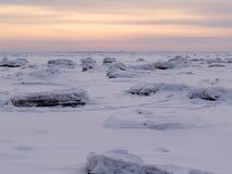 залив финский Стоковые Изображения