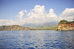 залив Стоковое Изображение