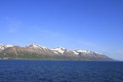 залив Стоковая Фотография