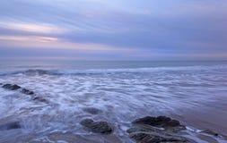 залив 4 утесистый Стоковое фото RF