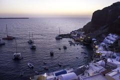 Залив Amoudi Стоковые Изображения