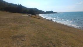 Залив Anzac стоковая фотография rf