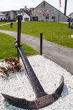 Залив Cannery в Steveston, Канады Georgia Стоковые Фотографии RF